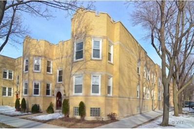 2516 W Hollywood Avenue UNIT 2, Chicago, IL 60659 - #: 10411688