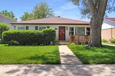 8728 S Sproat Avenue, Oak Lawn, IL 60453 - MLS#: 10411951