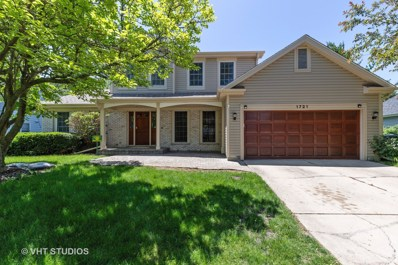 1721 Juliet Lane, Libertyville, IL 60048 - #: 10411956