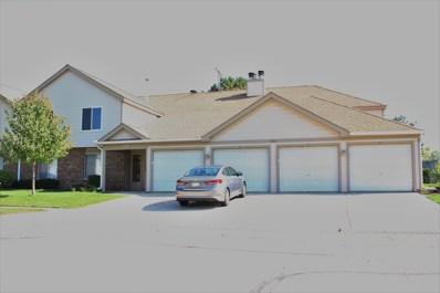 7060 Newport Drive UNIT 204, Woodridge, IL 60517 - #: 10412025