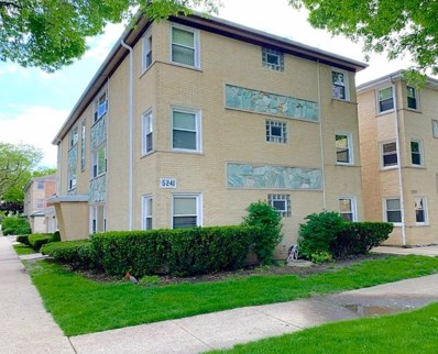 5241 N Reserve Avenue UNIT 1W, Chicago, IL 60656 - #: 10412047