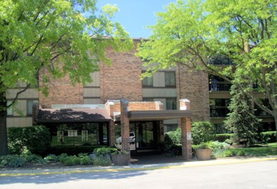 301 Lake Hinsdale Drive UNIT 306, Willowbrook, IL 60527 - #: 10412189