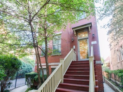 1947 W Evergreen Avenue UNIT C, Chicago, IL 60622 - MLS#: 10412286
