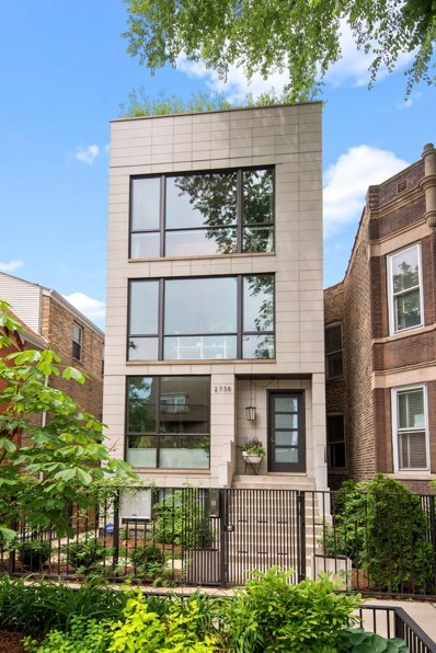 2738 W Cortez Street UNIT 3, Chicago, IL 60622 - #: 10412327