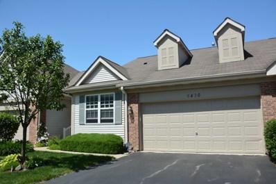 6430 Gino Way, Fox Lake, IL 60020 - #: 10412418