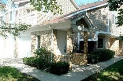 1253 Ranch View Court UNIT 1253, Buffalo Grove, IL 60089 - #: 10412423