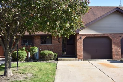 1910 Heatherway Lane UNIT 16, New Lenox, IL 60451 - #: 10412733