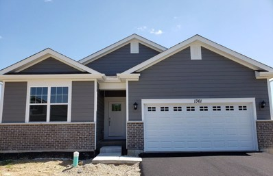 1361 Redtail Lane, Woodstock, IL 60098 - #: 10412822
