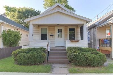 705 W Walnut Street, Bloomington, IL 61701 - #: 10412937