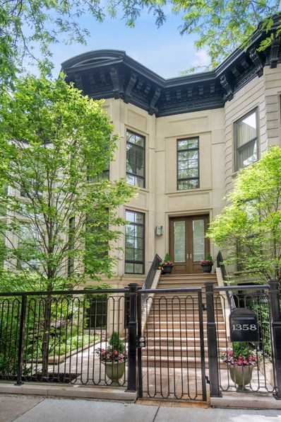 1358 N Dearborn Street, Chicago, IL 60610 - #: 10412945