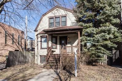4343 N Francisco Avenue, Chicago, IL 60618 - #: 10412957