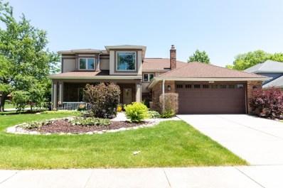 16501 Evergreen Drive, Tinley Park, IL 60477 - MLS#: 10413321