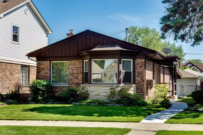 7227 W Greenleaf Avenue, Chicago, IL 60631 - #: 10413353
