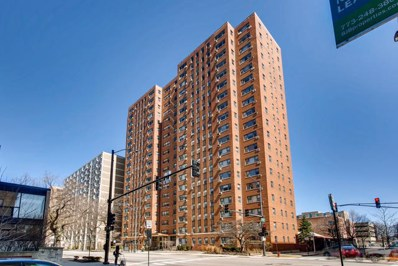 2909 N Sheridan Road UNIT 1810, Chicago, IL 60657 - #: 10413373