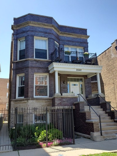 2642 N Talman Avenue UNIT 2B, Chicago, IL 60647 - #: 10413412