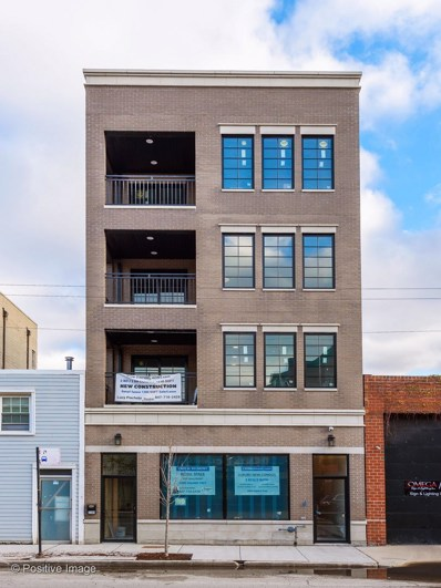 2309 W Belmont Avenue UNIT 3, Chicago, IL 60618 - #: 10413433