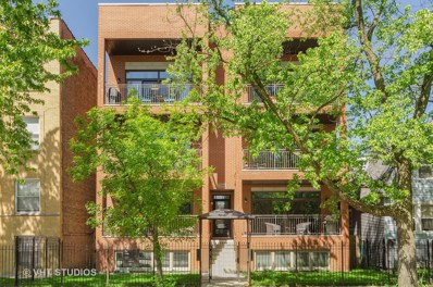3104 N Kimball Avenue UNIT 2N, Chicago, IL 60618 - #: 10413525