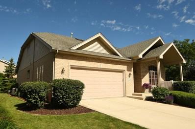 17416 Longwood Drive, Orland Park, IL 60467 - #: 10413548