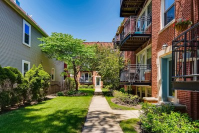 1928 W Roscoe Street UNIT 3W, Chicago, IL 60657 - #: 10413550