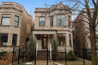 1212 W Eddy Street, Chicago, IL 60657 - MLS#: 10413667