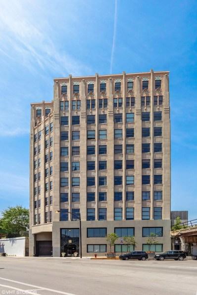 1550 S Blue Island Avenue UNIT 712, Chicago, IL 60608 - #: 10413727