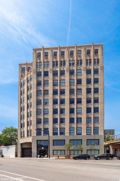 1550 S Blue Island Avenue UNIT 712, Chicago, IL 60608 - #: 10413727