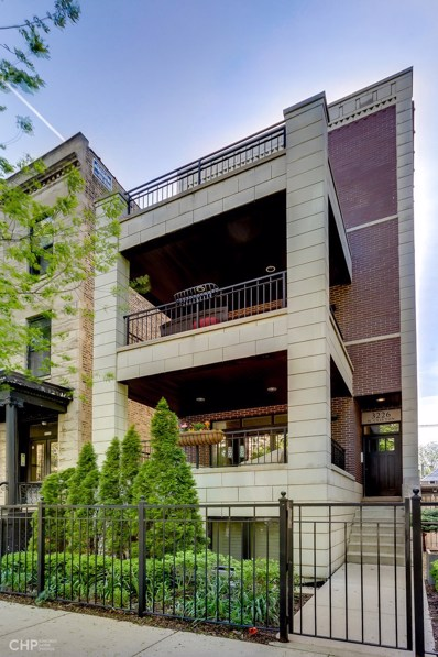 3226 N Clifton Avenue UNIT 3, Chicago, IL 60657 - #: 10413859