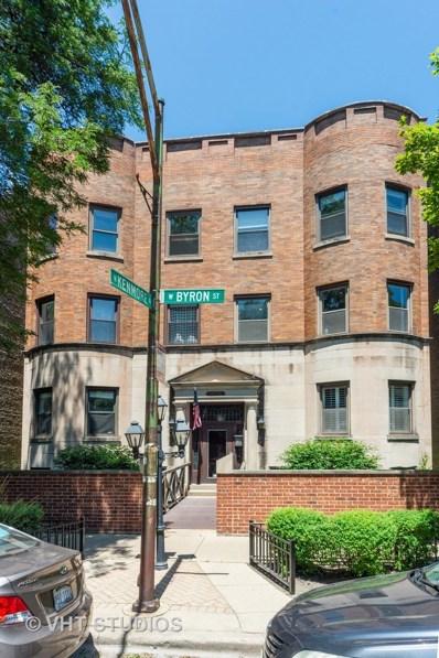 1030 W Byron Street UNIT 1, Chicago, IL 60613 - #: 10414064