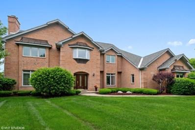 6705 Fieldstone Drive, Burr Ridge, IL 60527 - #: 10414132