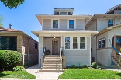 1172 S Ridgeland Avenue, Oak Park, IL 60301 - #: 10414425