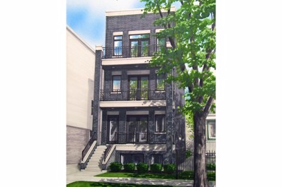 1711 W Roscoe Street UNIT 1, Chicago, IL 60657 - #: 10414523