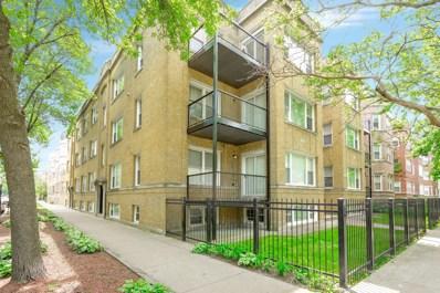 2321 W Rosemont Avenue UNIT G, Chicago, IL 60659 - #: 10414543