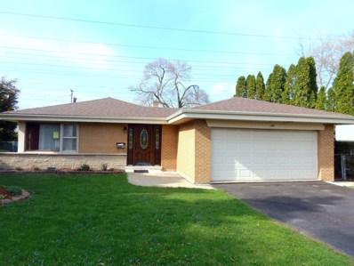 499 Gilbert Drive, Wood Dale, IL 60191 - #: 10414596