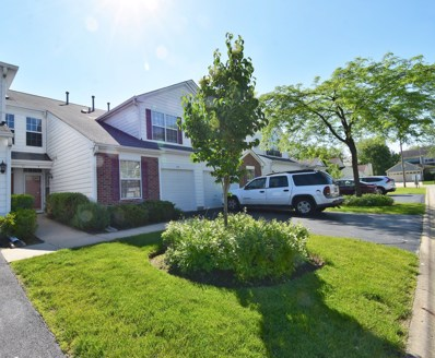 11 Hoover Court W UNIT A, Streamwood, IL 60107 - #: 10414600
