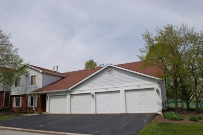 324 Clairemont Court UNIT 324, Aurora, IL 60504 - #: 10414633