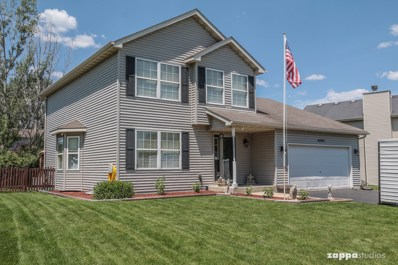 26163 W Tallgrass Trail, Channahon, IL 60410 - #: 10414799