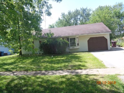 22162 Peach Tree Avenue, Sauk Village, IL 60411 - #: 10415904