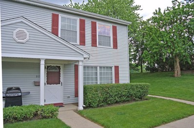 843 Wellington Avenue UNIT 51, Elk Grove Village, IL 60007 - #: 10415950