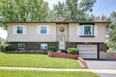 1167 Countryside Drive, Hanover Park, IL 60133 - #: 10416012
