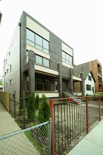 2448 W Thomas Street UNIT 3E, Chicago, IL 60622 - MLS#: 10416358