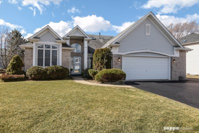 583 Warbler Drive, Bolingbrook, IL 60440 - #: 10416543