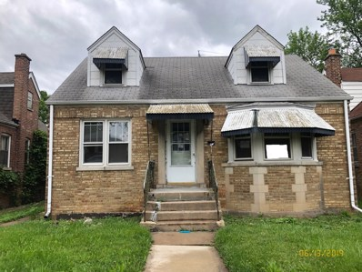 205 Hillcrest Avenue, Chicago Heights, IL 60411 - #: 10416688