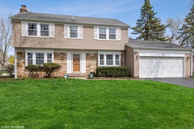 1 Springside Court, Buffalo Grove, IL 60089 - #: 10417178