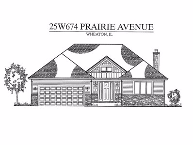 25W674  Prairie, Wheaton, IL 60187 - #: 10417213