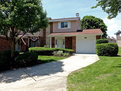 1119 Hertford Court, Wheaton, IL 60189 - #: 10417498