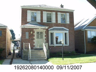 3511 W 72nd Street, Chicago, IL 60629 - #: 10417857