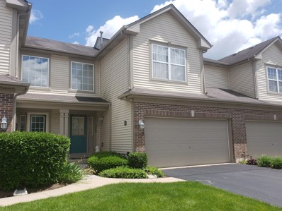 375 Gladstone Lane UNIT 60-3, Elgin, IL 60120 - #: 10418745