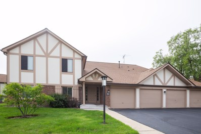 1215 Knottingham Court UNIT 2B, Schaumburg, IL 60193 - #: 10418768