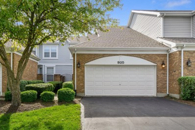 935 Heathrow Lane, Naperville, IL 60540 - #: 10418876