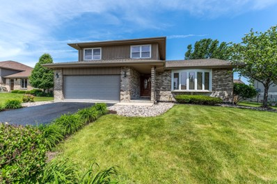 7512 W Lakeside Drive, Frankfort, IL 60423 - #: 10419053